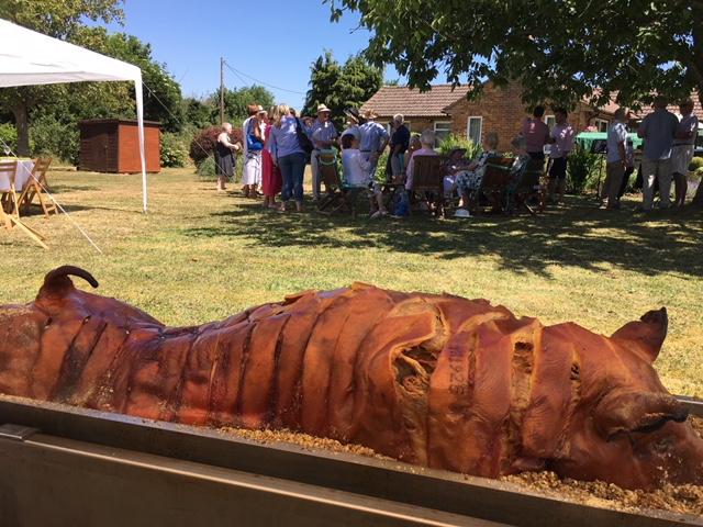 Hog Roast Oxfordshire